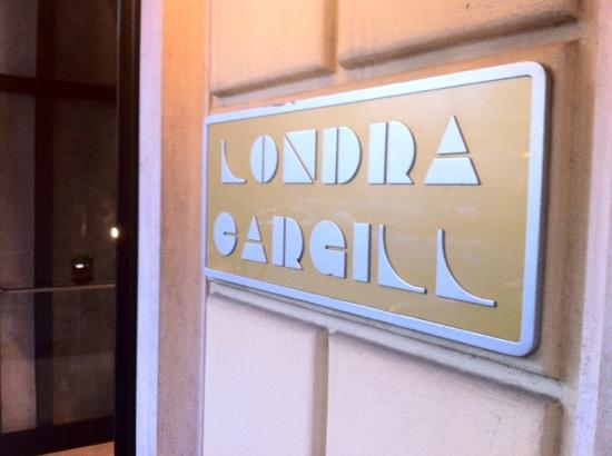 Hotel Londra And Cargill : welcome