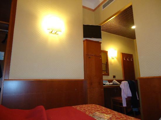 Mokinba Hotel Montebianco : просторненько