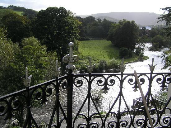 White Waters Country Hotel: The stunning view from my room