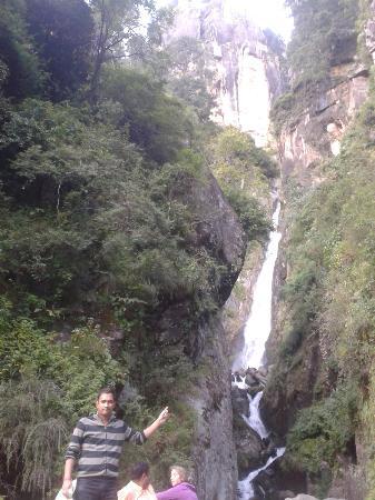 Jogini waterfall: jogini warterfall