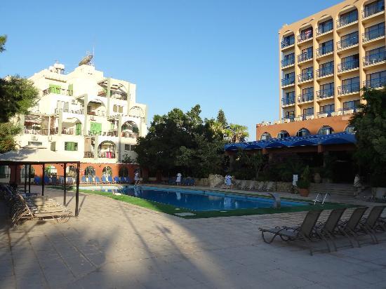 Navarria Hotel: Hotel Navarria