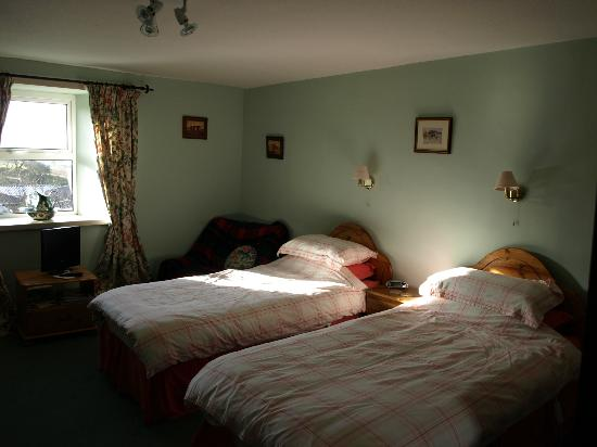 Boreland, UK: Bedroom