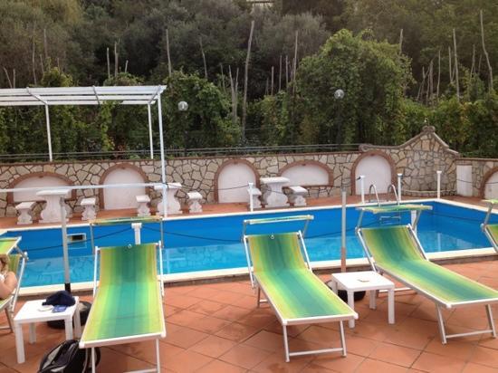 Hotel Il Girasole: poolside