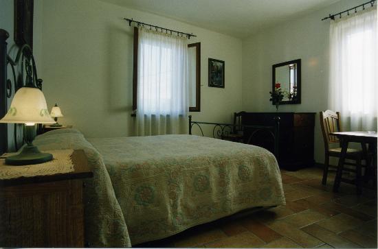 Agriturismo Il Borghetto: Camera