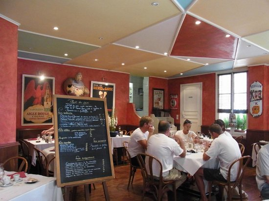 Café de la Paix : Dining room