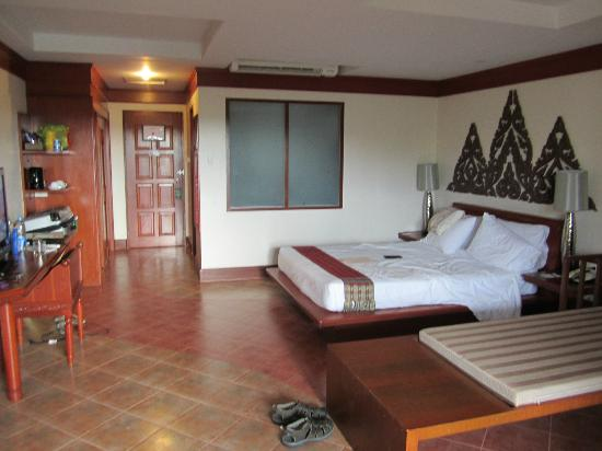 Anyavee Ao Nang Bay Resort: Large Rooms