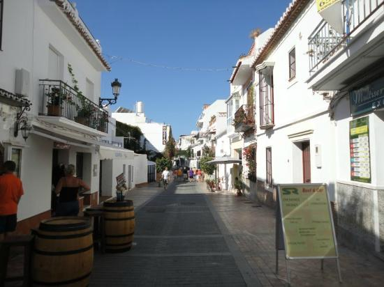 Rural Hotel Almazara: Nerja