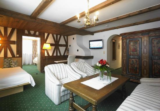 Grieshof Hotel: Zimmer
