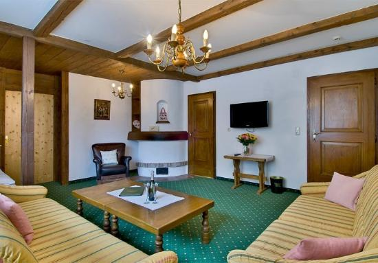 Grieshof Hotel: Zimmer 8