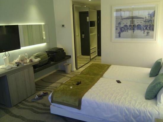 Park Plaza Histria Pula: the amazing room