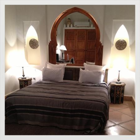 Riad RabahSadia: ma chambre Onix