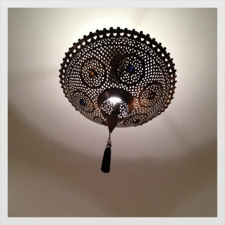 Riad RabahSadia: la décoration