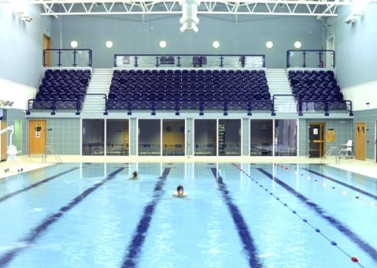 Olympic Lodge : Swimming Pool