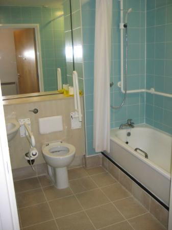 Olympic Lodge : Hotel Bathroom