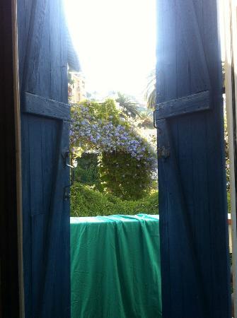 Hotel Villa La Malouine: Uitzicht vanuit kamer