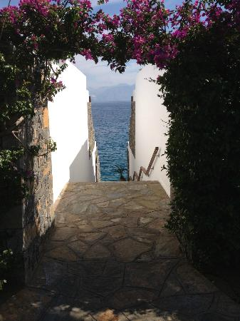 Elounda Beach Hotel & Villas: pretty!