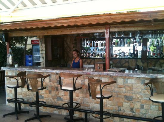 Karataş Apart Hotel Marmaris : Pool Bar