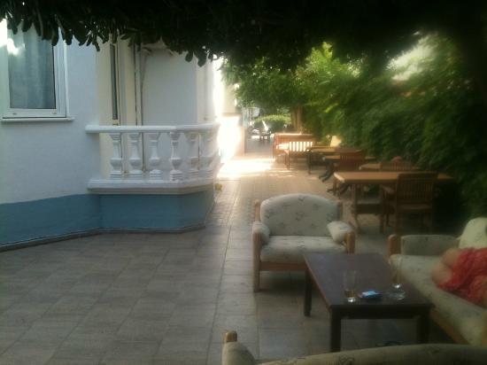 Karataş Apart Hotel Marmaris : Outdoor