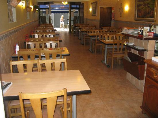 Pizzeria Don Carlo: interior