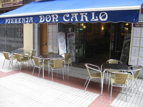 Pizzeria Don Carlo: front