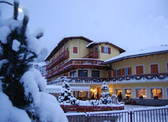 Hotel Alle Alpi Beauty e Relax: hotel_alle_alpi_moena_inverno