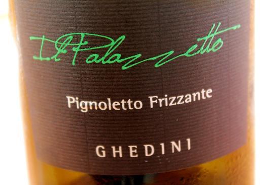 Emilian Land Tour: Pignoletto wine