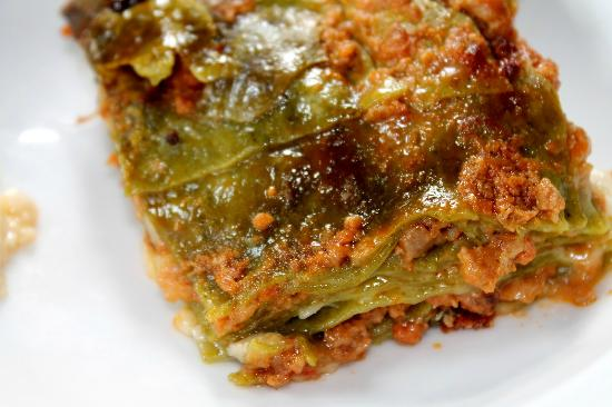 Emilian Land Tour: Emilian great Lasagne!