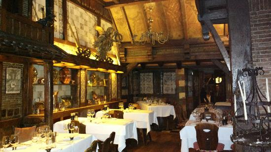 Another Dining Room At The Five Flies Restaurant Amsterdam Foto Van Restaurant D 39 Vijff