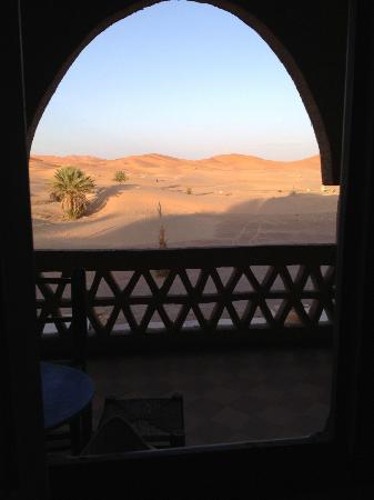Hotel Kasbah Kanz Erremal: Desde la habitación