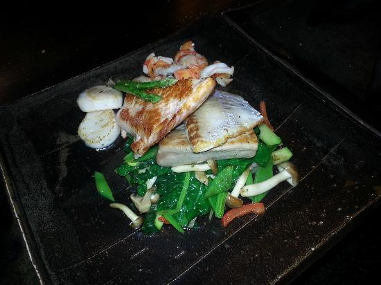 Toshi: Fisch Variation