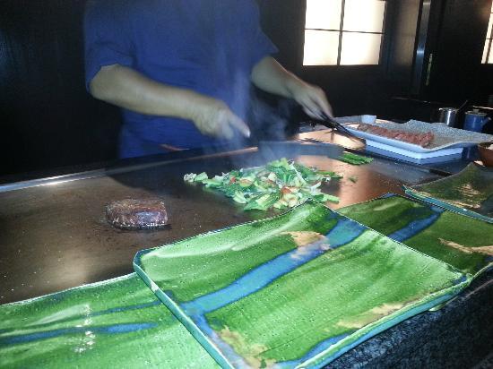 Toshi: Teppanyaki Grill