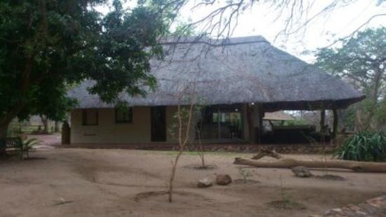 Nyala Safari Lodge: nyala