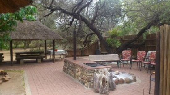 Nyala Safari Lodge: nyala