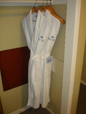 Magic Castle Hotel: Magic Castle Dressing Gowns!