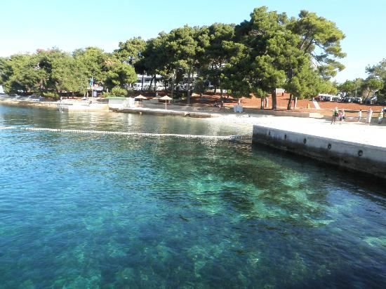 Hotel Laguna Parentium: views