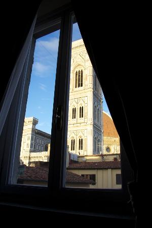 Residenza Giotto: Great view from Room 6