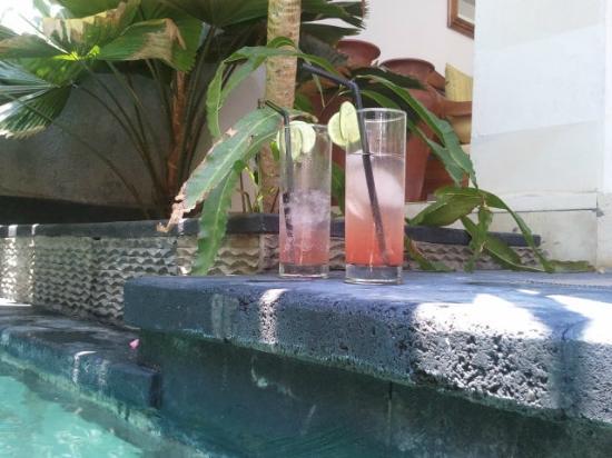 Ko-Ko-Mo Resort: Welcome Drinks
