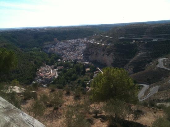 El Mirador: vista desde la terraza