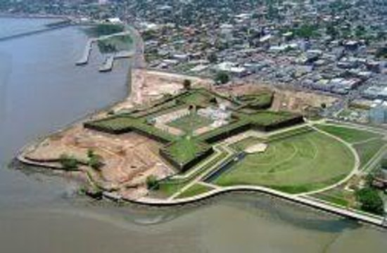 Fortaleza de Sao Jose de Macapa