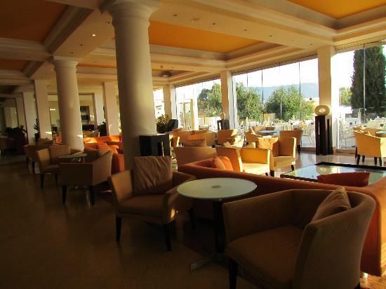 Louis Corcyra Beach Hotel: Le lobby