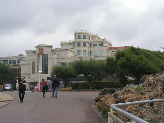 Aquarium de Biarritz: Vue générale sur le Musée