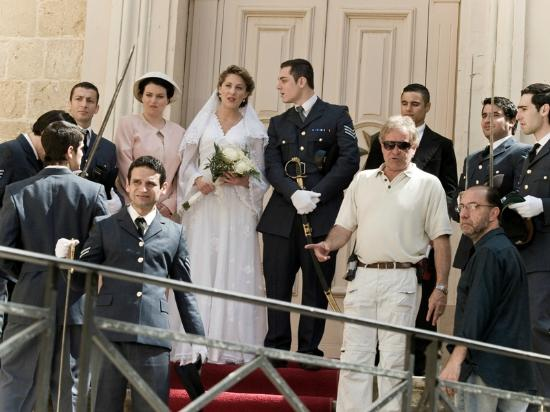 Filming of Valletta Living History - Wedding