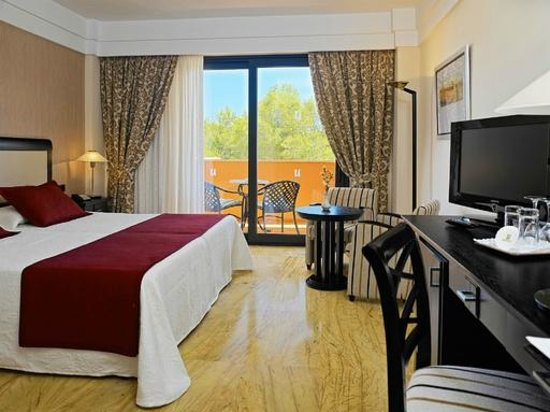 هيبوكامو بالاس آند سبا هوتل: Hotel Cala Millor hipotels Hipocampo Palace habitación