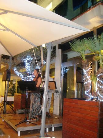 LA CUCANYA SITGES: тихий джаз