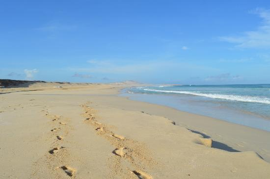 Royal Horizon Boa Vista: Great beach pick your spot