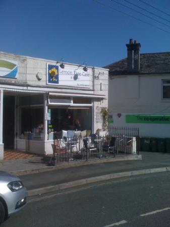 Lemon Tree Cafe & Bistro: Lemon Tree Cafe, Elburton
