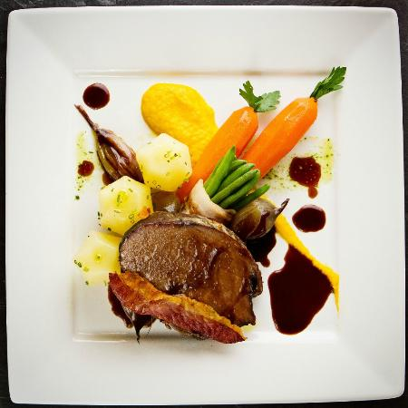 Gourmet food from professional chefs - Picture of Chalet ...