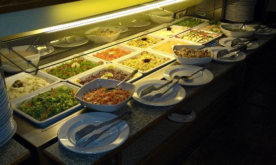 Royal Horizon Boa Vista: salads
