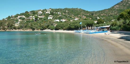 PLAGE DE LA FOSSETTE Picture of Coco Beach Le Lavandou TripAdvisor