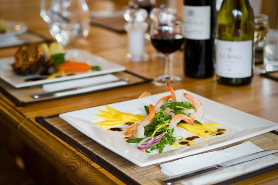 Chalet Algonquin: The finest local produce and selected regional wines